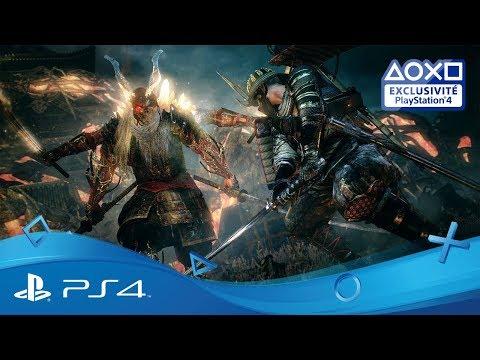 Nioh DLC Conclusion du bain de sang - Trailer de lancement   Disponible   PS4