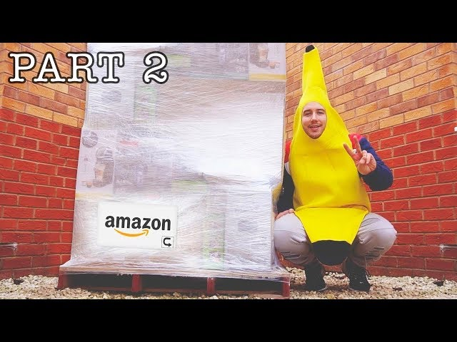 I Bought a Box of Amazon Customer Returns & We Had Another Delivery (Pallet Unboxing Part 2)