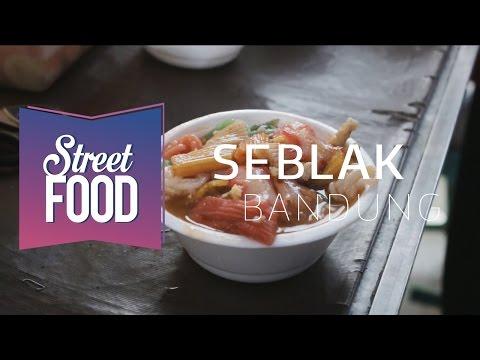 Seblak Oces - STREET FOOD BANDUNG