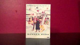 Summer Wars DVD review