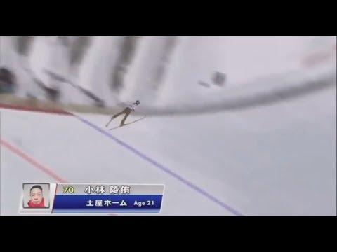 Ryoyu Kobayashi - +150m! - Sapporo 2018