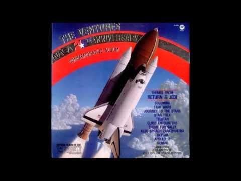 The Ventures - NASA 25th Anniversary Commemorative Album (1984)