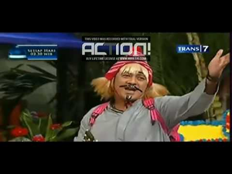 Andre OVJ Nyanyi Mungkinkah Stinky Dengan Gaya Arab
