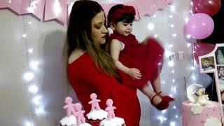 Gambar cover Küçük kuzenim MELİS'in 1.doğum günü!!