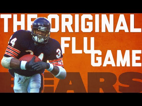 Walter Payton Highlights from the Original