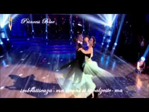 Just one last dance Sarah Connor (romanian lyrics)