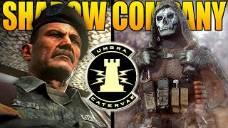 The Full Story of Shadow Company (Modern Warfare Story)
