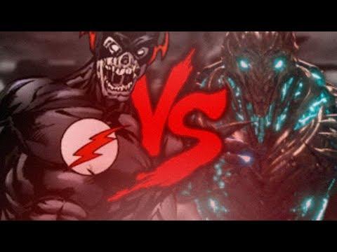 Duelo - Black Flash vs Savitar (ft.RapZando e ReVerse)