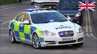 Jaguar XF in Police Pursuit Videos