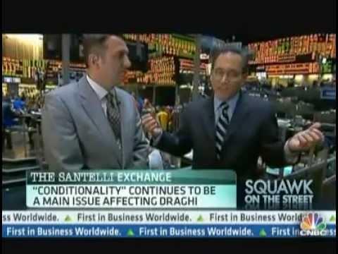 Rick Santelli: US Banking Assets Tied to Europe