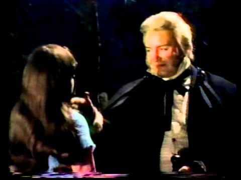 Los Miserables Jean Valjean y Cosette