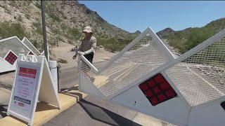 Several hiking trails closed in the Phoenix area amid excessive heat