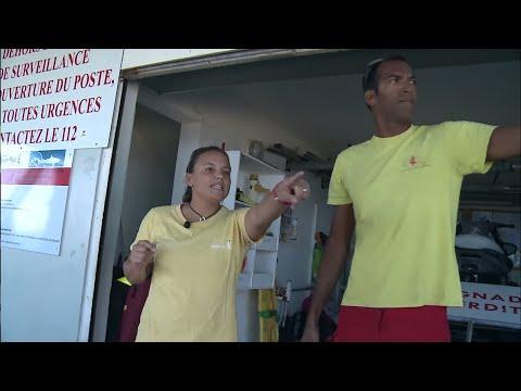 Attention requins ! Dangereuses vacances à la Réunion