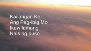 You Alone Are God (Hillsong) Tagalog Version