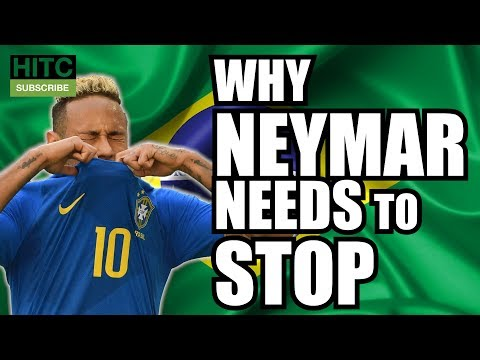 WHY NEYMAR NEEDS TO STOP