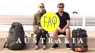REISEVORBEREITUNG - BACKPACK ODER TROLLEY FÜR AUSTRALIEN? FAQ