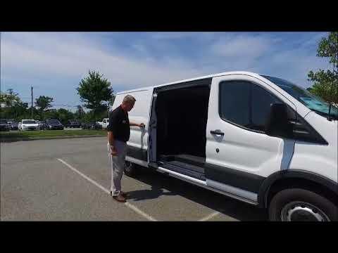 2018 Ford Transit 250 Low Roof Van