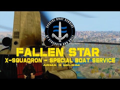 Arma 3 - XSQN Special Boat Service - Operation: Fallen Star