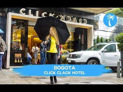 BOGOTA + CLICK CLACK HOTEL / RoviTravel by MonRovi