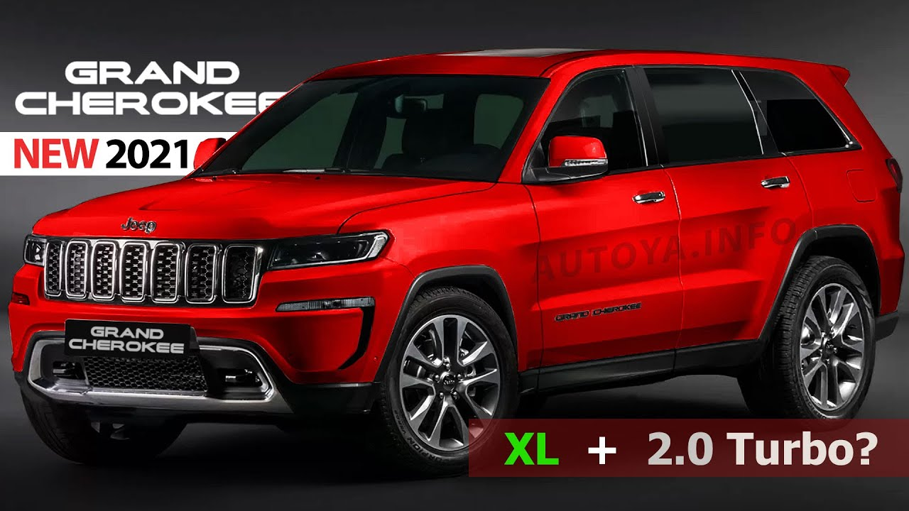 2021 jeep grand cherokee new redesigned model is expected