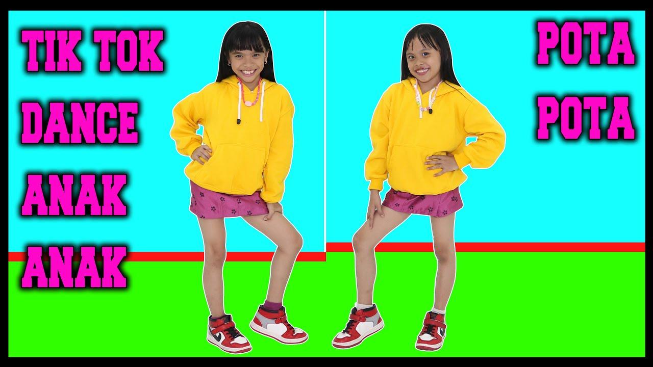 Tik Tok Anak Anak Dance Pota Pota Copines Aya Nakamura Flo Fla Takupaz Kids Youtube