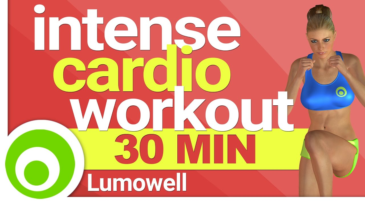 Intense Cardio Workout For Weight Loss