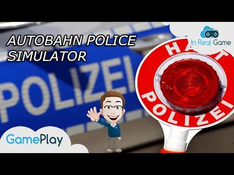 AUTOBAHN POLICE SIMULATOR [FR] ● GAMEPLAY ● ACCIDENTS