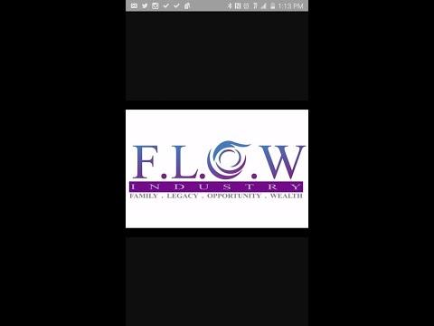 Flow Industry Tea Sponsor More Reps