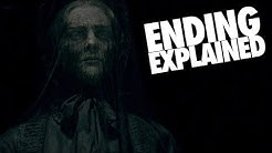 THE WOMAN IN BLACK (2012) Ending Explained