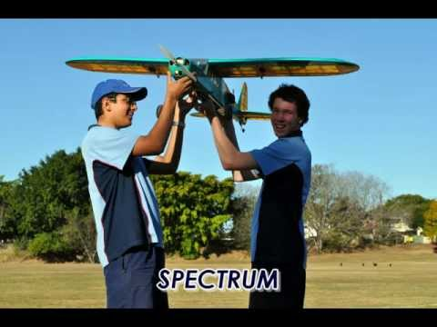 Aviation High UAV Team: Spectrum