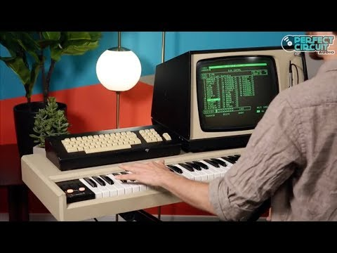 Some Fairlight CMI IIX Sounds