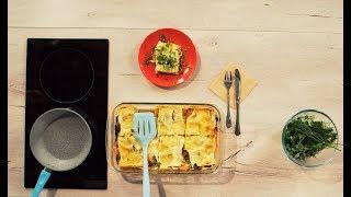 Готовим с Faberlic: овощная лазанья