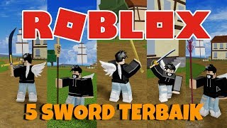 The best 5 Sword sequences in Blox Piece | Blox Piece | ROBLOX Indonesia #30
