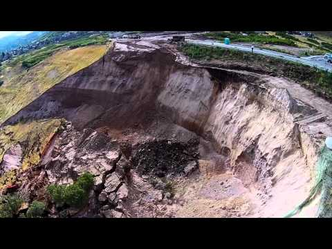 North Salt Lake Landslide