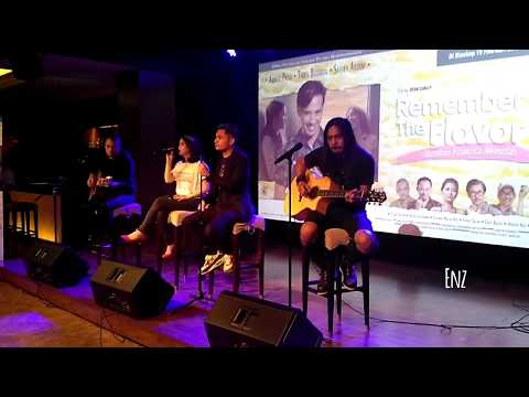Andra and The Backbone - Seperti Hidup Kembali (acoustic) feat Gloria Marina
