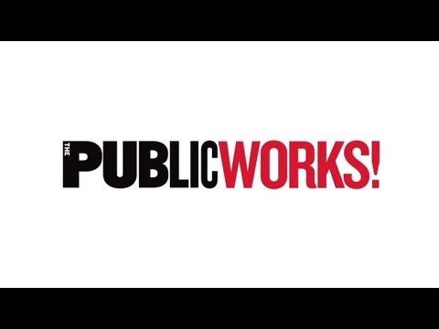 Announcing PUBLIC WORKS!