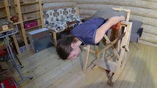 видео: Как исцелить спину. Тренажёр Соболева своими руками
