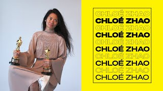 Behind Best Director Winner Chloé Zhao's Post-Oscars Variety Cover Shoot