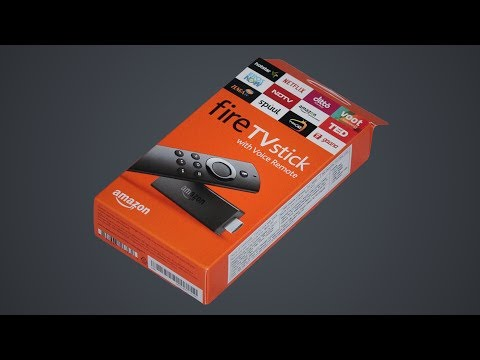 Amazon Fire TV Stick - Unboxing & Quick Demo