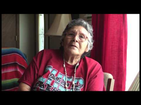 Cherokee Nation's Back Then Margie Wacoche