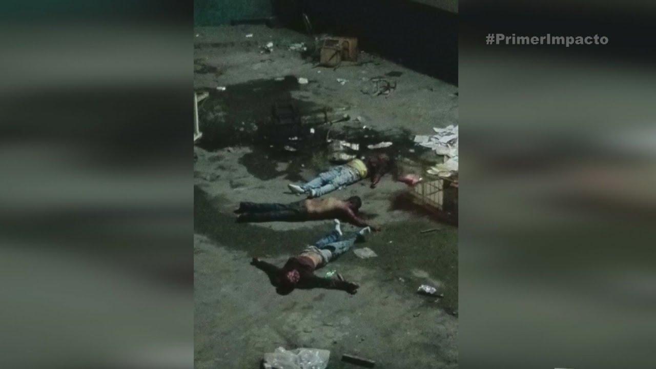 Muertos Del Penal De Topo Chico Eran Miembros De Cárteles