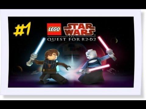 Прохождение игры Lego Star Wars 3
