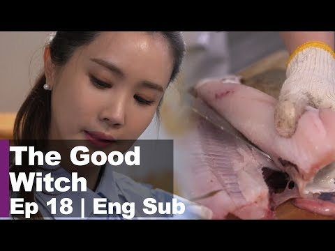 Lee Da Hae Will Try Filleting Fish [The Good Witch Ep 18]
