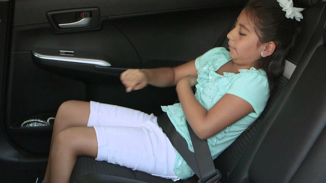 Booster Seat Information Video In Spanish