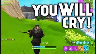 The saddest moment in Fortnite history ( try not to cry )