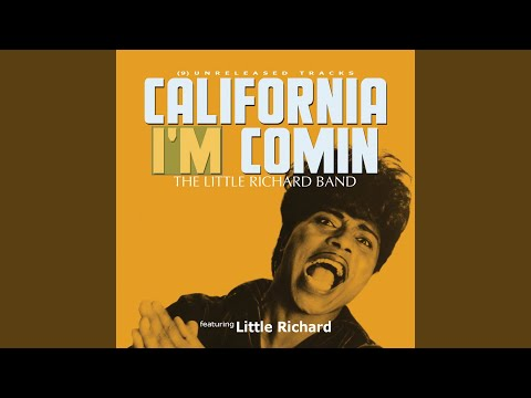 little richard california i m comin