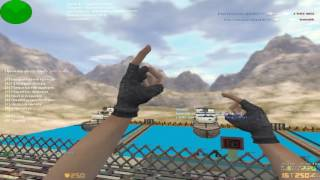 Counter-strike 1.6 JailBreak сервер №15