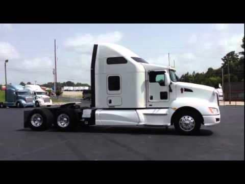 2012 Kenworth T660 For Sale Youtube