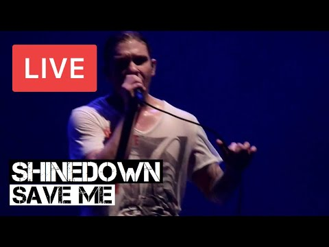 Shinedown - Save Me Live in [HD] @ Roundhouse, London 2012