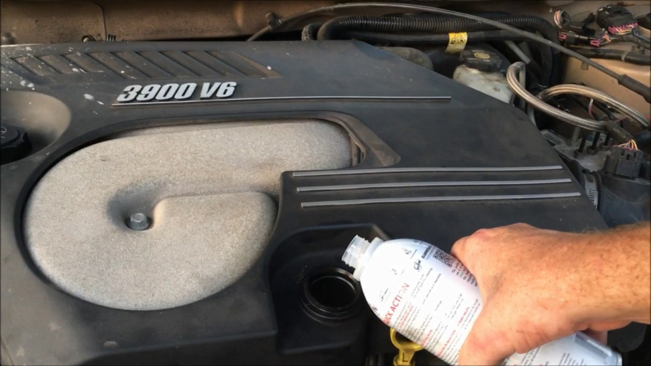 How to Seafoam your vehicle Top Engine Clean Crankcase & Fuel system